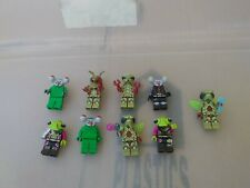 Lego aliens. Mini figure lot(9)