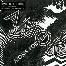 Atoms For Peace - Amok [Deluxe Package] [CD]