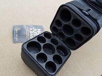 New Pro-Series PRO36 3x6 Black Pool Cue Case, FREE Shipping & Predator Chalk!!