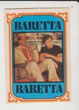 Monty Gum trading card 1978 TV Series: Baretta #26
