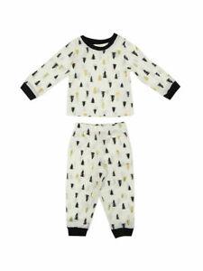 Family PJs Tree-Print Toddler-Kids Matching Christmas Pajama Set - 2T-3T #5678