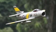 FreeWing 64MM EDF F86 Sabre RC PNP/ARF Plane W/ Motor Servo 30A ESC W/O Battery