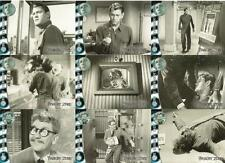 Twilight Zone [1999] Premiere Edition Full 72 Card Base Set from Rittenhouse