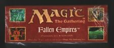 MTG Magic the Gathering FALLEN EMPIRE BOOSTER Box SEALED NEW