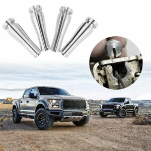 4× Ford F150 F250 F350 Ranger Back/Door Handle Latch Cable Repair Kit Ends Fixes