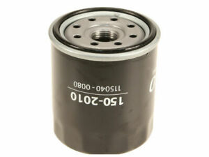 For 1986-1987 Plymouth Turismo Oil Filter Denso 11919PG First Time Fit Spin-On