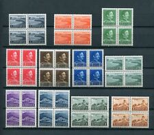 1930.ALBANIA .YVERT 221/31**.BLOQUE DE 4.NUEVOS.SIN FIJASELLOS.(MNH).128€