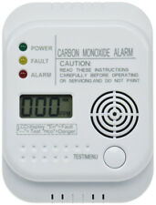 CO Kohlenmonoxid Melder CO2 Warner Gaswarngerät Gasmelder Gaswarnmelder 85db