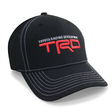 Toyota TRD NASCAR Novo Black Baseball Cap Baseball Hat