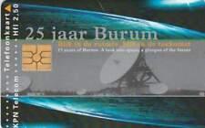 Telefoonkaart / Phonecard Nederland CKD133 ongebruikt - Burum 25 Jaar