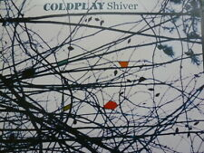 """COLDPLAY 45 RPM 7"""" - Shiver"""