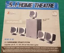 KIT DOLBY SURROUND 5.1 HOME THEATRE