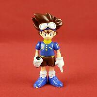 "Vintage 2000 Bandai Digimon 2.5"" Tai Figure"
