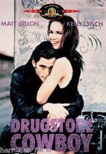 DRUGSTORE COWBOY (Matt Dillon, Kelly Lynch) NEU+OVP