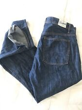 Mens THE STRONGHOLD Los Angeles Selvedge Denim Jeans 33x30