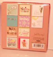 10 Mixed Occasion Greeting Cards New Baby Home Get Well Thank You Sympathy-