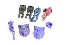 Transformers G1 Menasor Lot Breakdown Wildrider Dead End Dragstrip