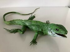 "Vintage AAA Large 13"" Toy Iguana Action Figure"