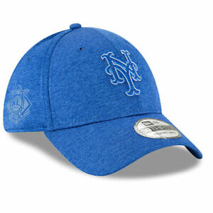 New York Mets MLB Authentic Clubhouse Collection Classic 3930 Flex Hat Cap Men's