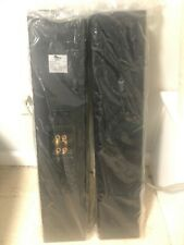 New listing Totem speakers, two never used wall mount, two used bookshelf, 1 used subwoofer