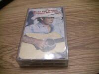 "RICKY VAN SHELTON ""Greatest Hits Plus"" Cassette Tape Country"