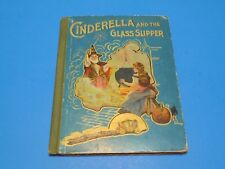 Cinderella And The Glass Slipper & Other Fairy Tales Antique Book Undated