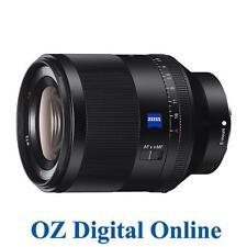 New Sony Zeiss Planar T* FE 50mm F1.4 ZA SEL50F14Z E-Mount Lens 1 Year Au Wty
