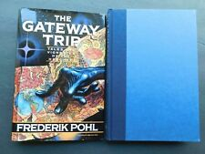 FREDERIK POHL Gateway Trip Tales and Vignettes of the Heechee  1st/1st 1990 HCDJ