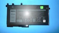 AUTHENTIC Dell Latitude E5280 E5480 51Wh Laptop Battery 83XPC 93FTF