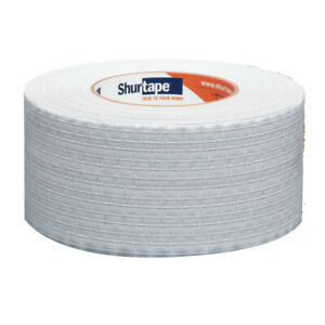 Shurtape MB-100CT Metal Building Insulation Tape: 2.83 in. x 50.3 yds. (White)