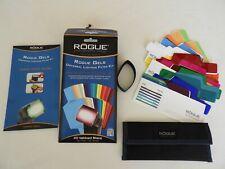 Rouge Universal Lighting Filter Kit 20 Tabbed Gels