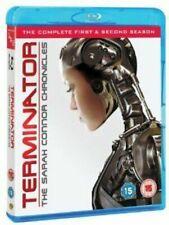 Terminator - The Sarah Connor Chronicles Seasons 1 to 2 UK BLURAY