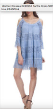 Tantra Blue Sonia Dress NWT size 10 (a1)