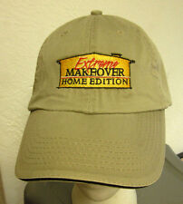 EXTREME MAKEOVER Home Edition baseball hat TV show cap Ty Pennington