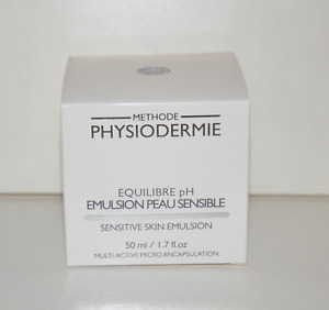 Physiodermie Sensitive Emulsion 50ml/1.7fl.oz.  New in box