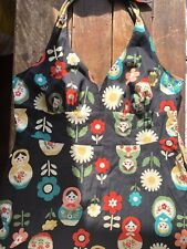 Get Cutie Matryoshka Russian Doll Halter Dress Plus Size 22 E-G Cup Quirky