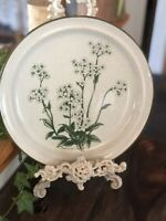 """Lot of 5 VINTAGE Noritake """"Mountain Flowers"""" Forget Me Not Dinner Plates MINT!!"""