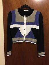 Beautiful Versace collection Womens Cardigan Sweater Size: 44
