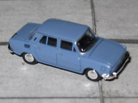 Herpa 066570 - Spur TT - Skoda S100 - Skoda 110 L Limousine - blau
