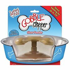 Gobble Stopper Slow feeder, For Dog Bowls, Large Premium Service, Fast Dispatch.