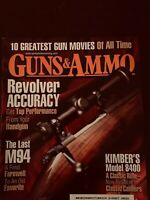 Guns & Ammo May 2006, Ten Greatest Gun Movies Of All Time