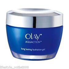 Olay Aquaction Moisturizer Long Lasting Hydration Gel 50g Free Shipping