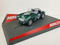 "Slot car Scalextric Ninco 50389 Austin Healey #46 ""Snetterton"""