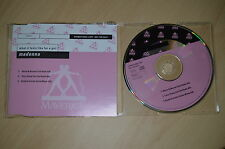 Madonna - What it feels like for a girl. CD-Single promo (CP1708)
