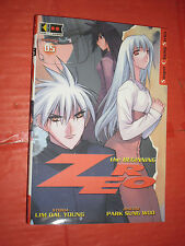 ZERO- the beginning - N°5- DI:LIM DAL YOUNG- MANGA FLASHBOOK- nuovo