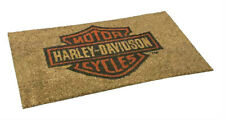 Harley-Davidson® Bar & Shield® Coconut Entry-way Door Mat Rug (30x18) HDX-99104