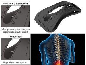 Bodi Tek Back Magic Plus Posture Corrector Relieve Back Pain Stretch Muscles NEW