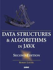Data Structures and Algorithms in Java by Robert Lafore (2002, Hardcover,...