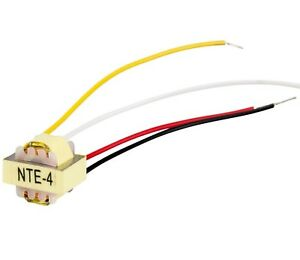 Neutrik NTE 4 Professional audio transformer 1:4 with free wires
