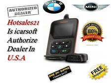 2016 BMW MINI Diagnostic Scanner Tool Reader Code CHECK ENGINE ABS SRS OBD2 SCAN